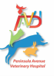 Peninsula Avenue Veterinary Clinic- San Mateo  Burlingame, CA- Animal Hospital